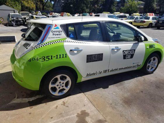 hybrid taxi