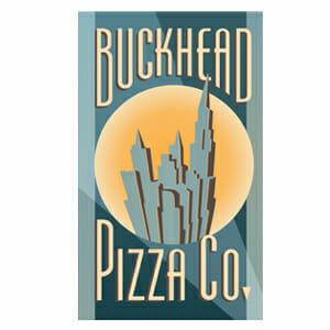buckhead pizza logo