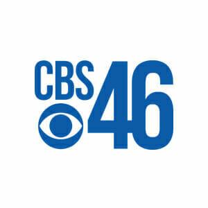 cbs46 logo
