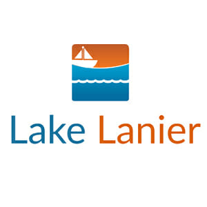 lake lanier logo